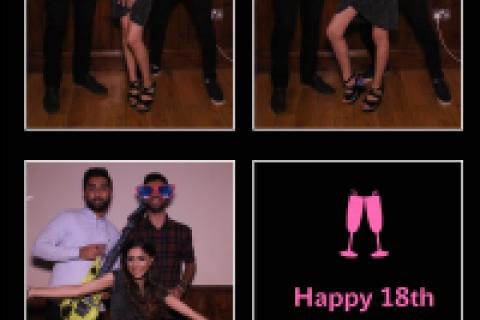 Nikita's 18th