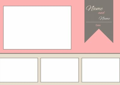 Photo Booth Print Templates