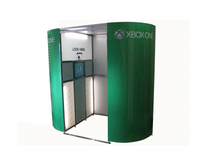 Survey Booth